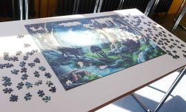 Der mysteriöse Puzzle-Partner