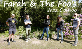 "Livestream 18:00 Uhr: ""Farah & The Foo's"""