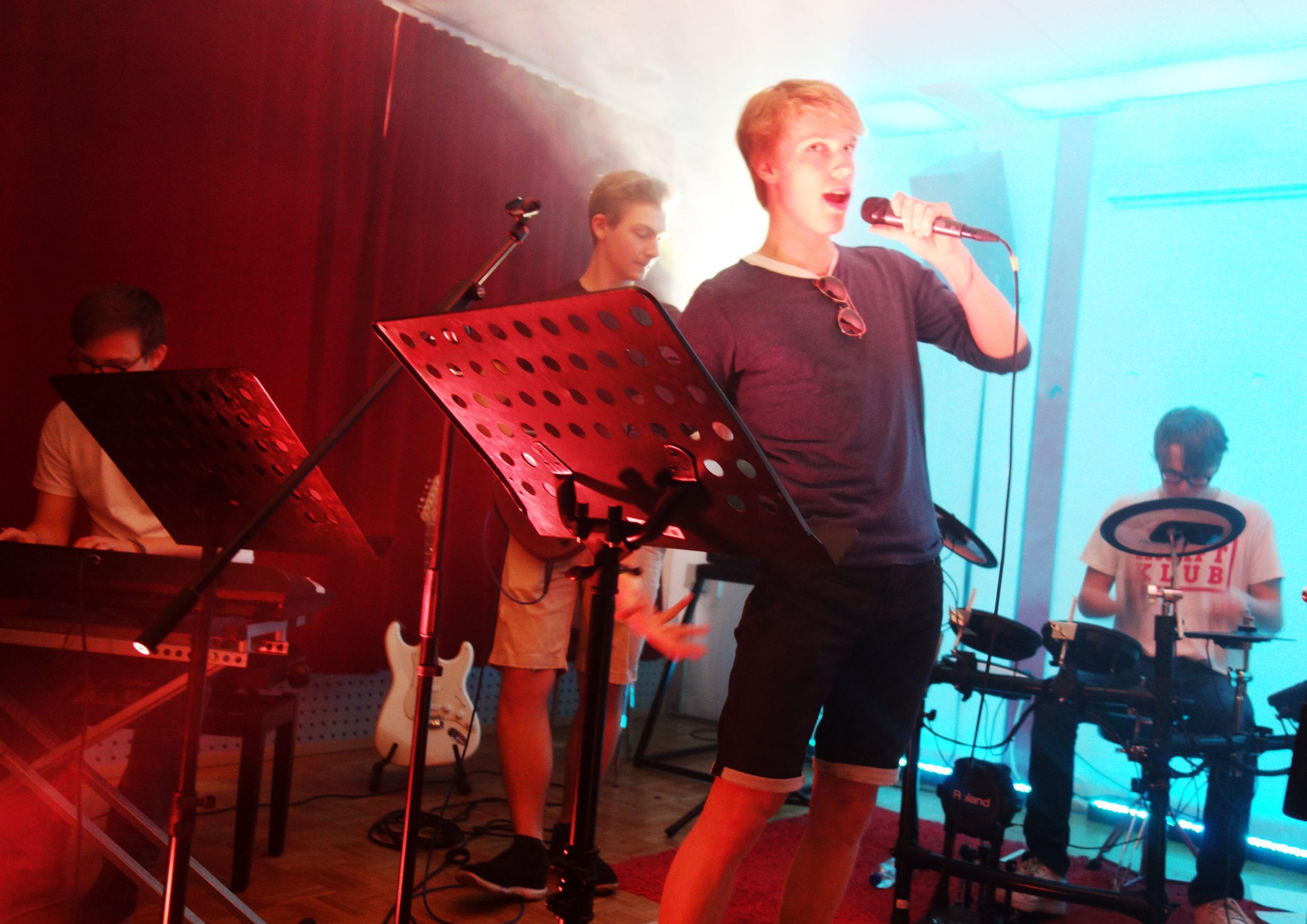 """Live Musik unter """"Coronabedingungen""""!"""